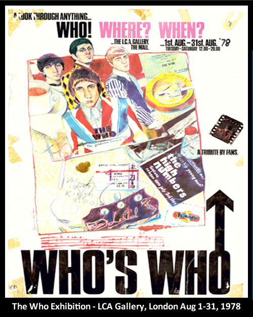 The Who Convention 1978